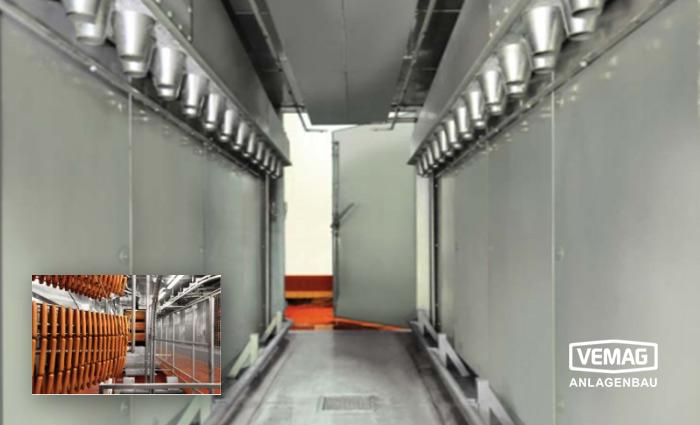 Instalación de refrigeración intensiva